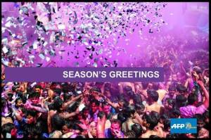 AFP 2015 New Year Greeting
