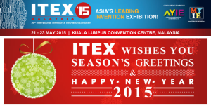 Christmas Greeting from ITEX
