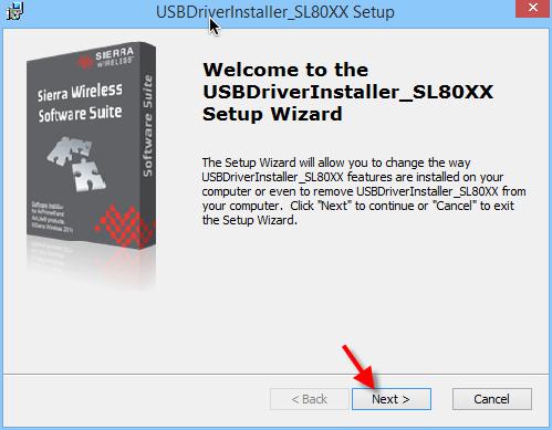 USB driver S80-003