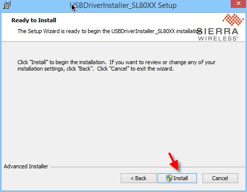 USB driver S80-006