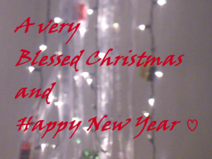 Christmas Greeting from Proficeo