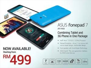 Asus Fonepad 7 (FE170CG)
