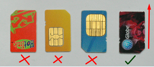 How to Insert SIM Card-02
