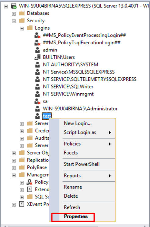 """How to Solve """"Cannot open database (MS SQL Server) requested by"""