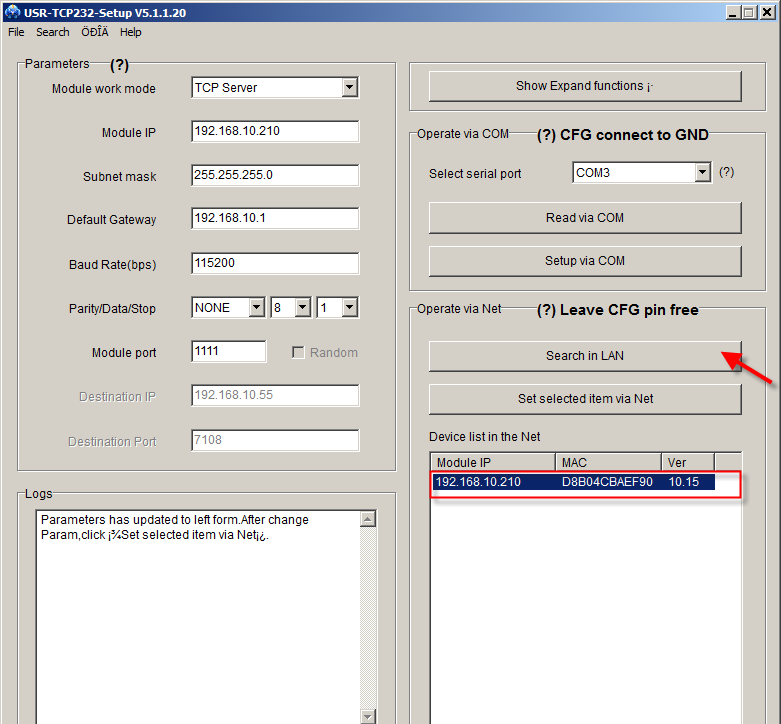 USR-TCP232-T24-01